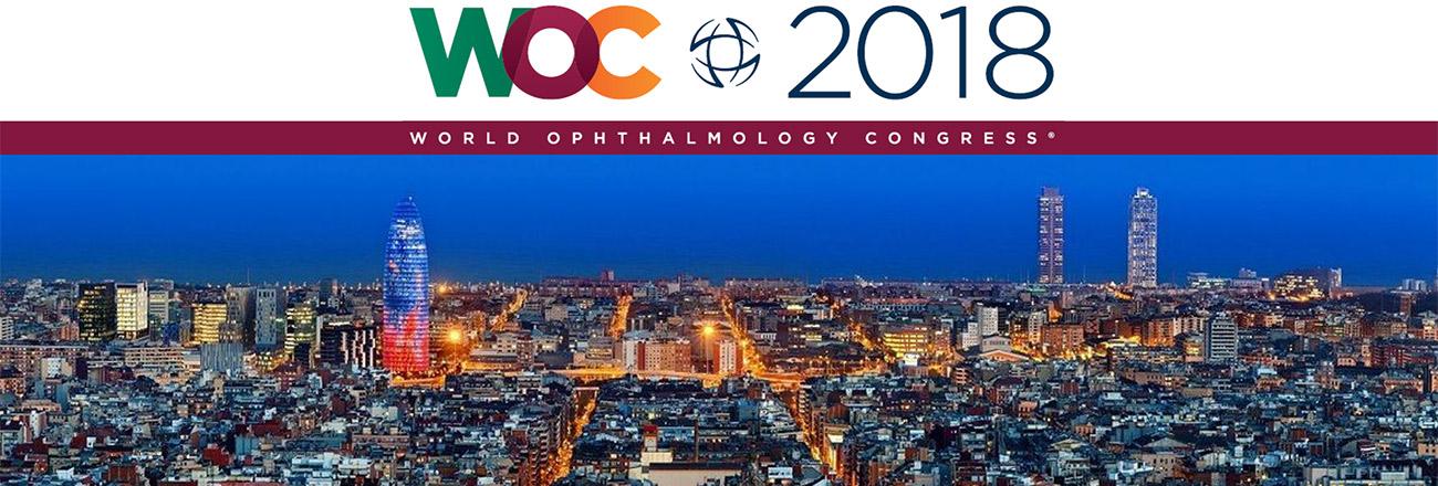 Topcon провел симпозиум в рамках Международного конгресса по офтальмологии WOC 2018